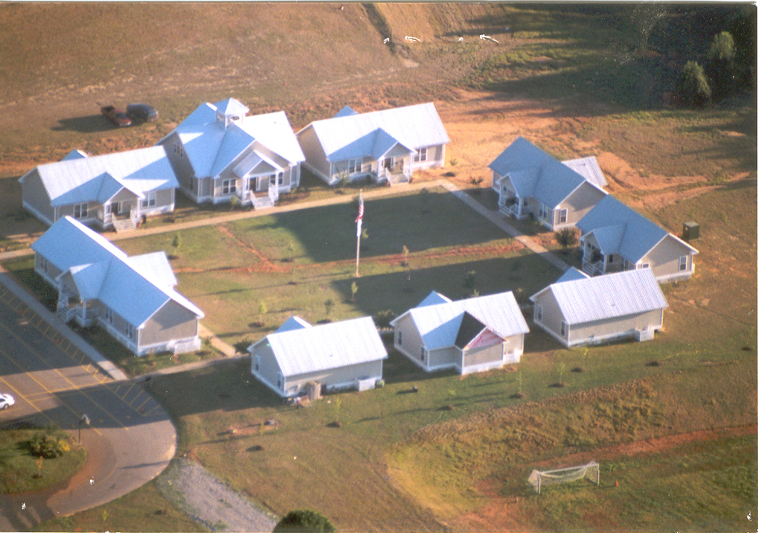 Original Cottages 1995